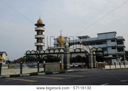Taiping Indian Muslim Mosque