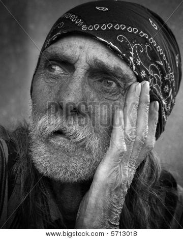 Homeless Portraiture