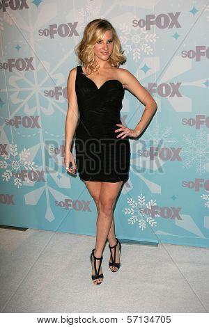 Heather Morris at the 2011 FOX Winter All-Star Party, Villa Sorriso, Pasadena, CA. 01-11-11