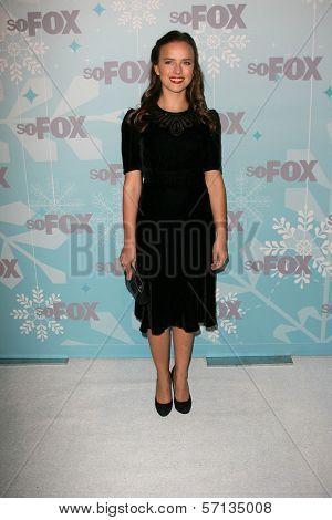Allison Miller at the 2011 FOX Winter All-Star Party, Villa Sorriso, Pasadena, CA. 01-11-11