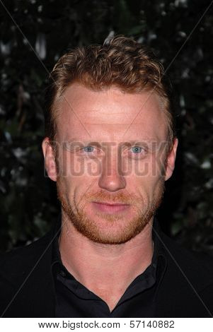 Kevin McKidd  at a party by Audi and J. Mendel to Celebrate the 2011 Golden Globe Awards, Cecconi's, Los Angeles, CA. 01-09-11