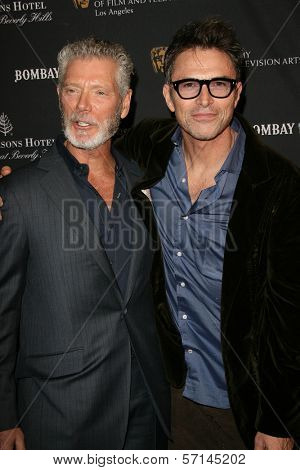Stephen Lang and Tim Daly at the BAFTA Los Angeles' 17th Annual Awards Season Tea Party, Four Seasons Hotel, Beverly Hills, CA. 01-15-11