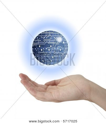 Holding The Technology World