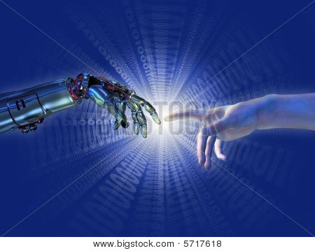 Birth Of Artificial Intelligence - Binary Burst