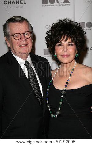 Robert Daly and Carole Bayer Sager  at MOCA's Annual Gala
