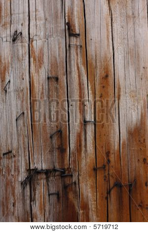 Wood, Staples