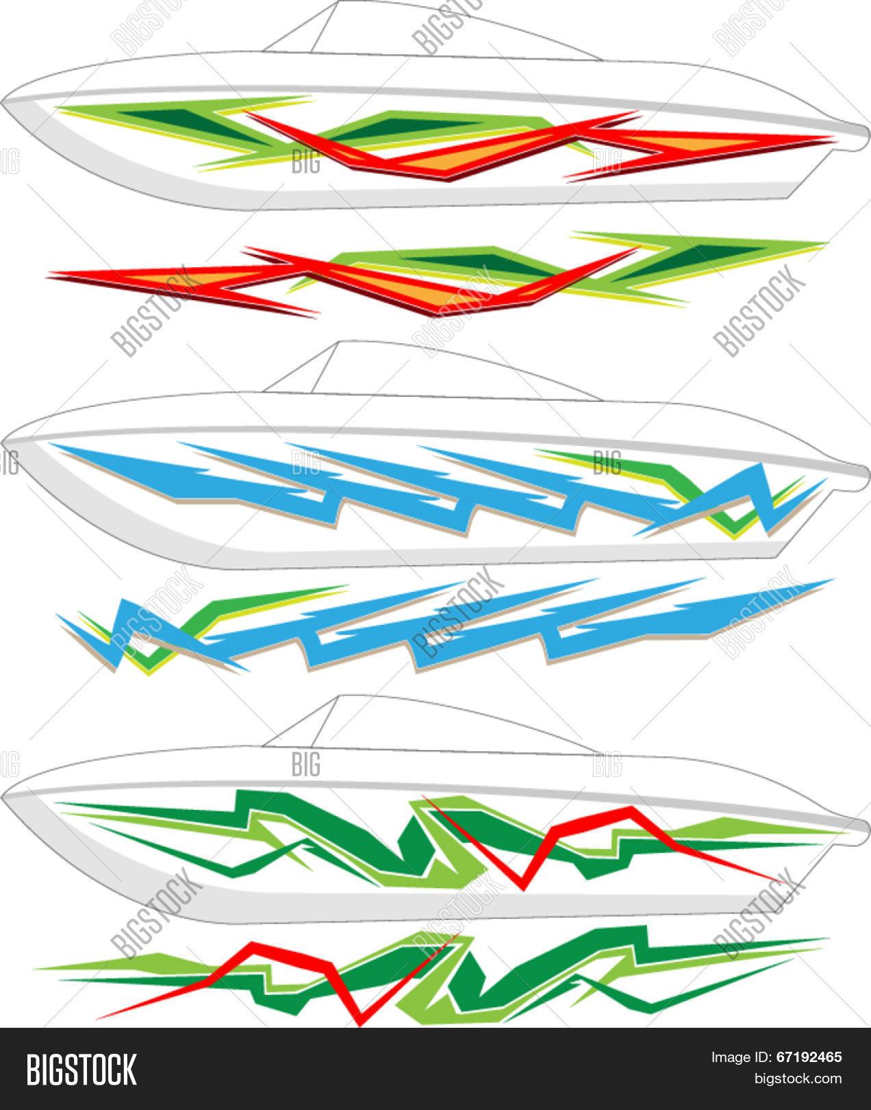 Boat Graphics, Stripe Vector & Photo (Free Trial)   Bigstock