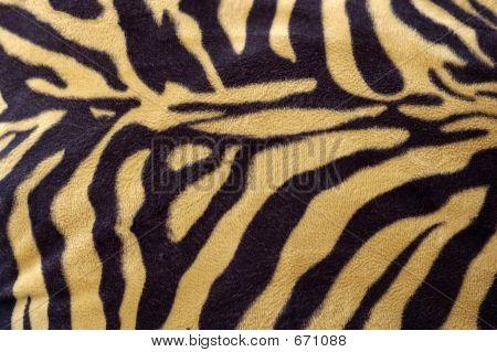 Tiger Skin Pattern