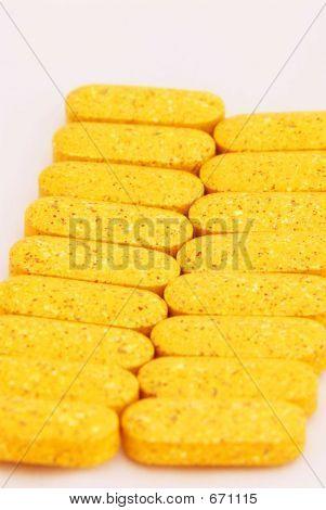 Pills Yellow