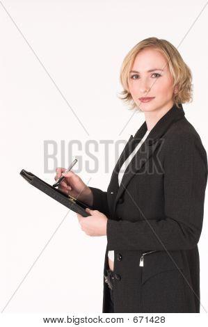 Female Inspector #10