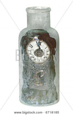 Bottled Time Isolated