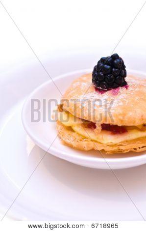 Wild berry Pastry