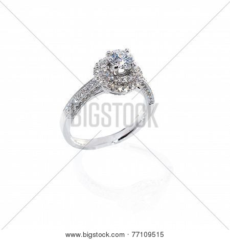 Diamond Ring Wedding Gift