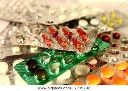 A heap of pills