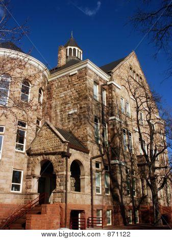 University Of Denver Mansion