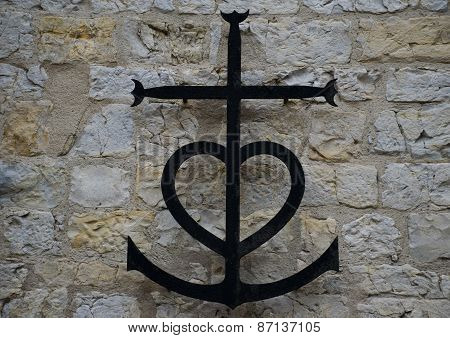 Gamargue's Cross