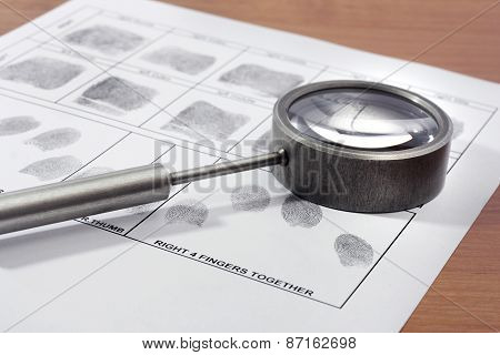 Fingerprint Card