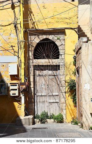 Old Door, Lebanon