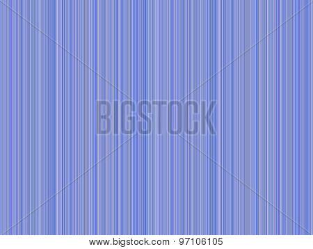 Periwinkle Blue Stripe Pattern