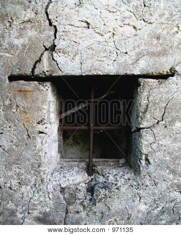 La Cruz en la pared