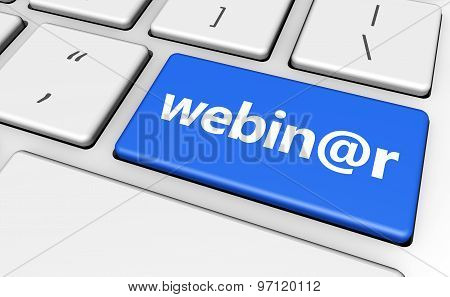 Webinar Online Workshop Key
