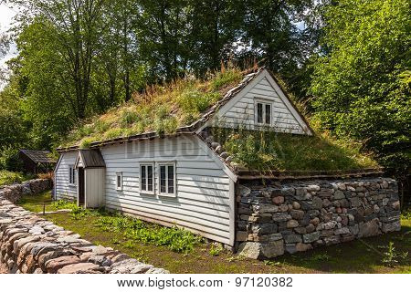 Old Norwegian House