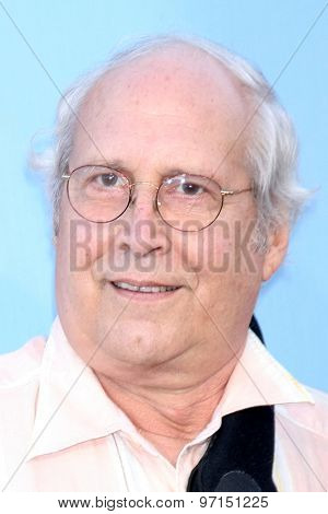 LOS ANGELES - JUL 27:  Chevy Chase at the