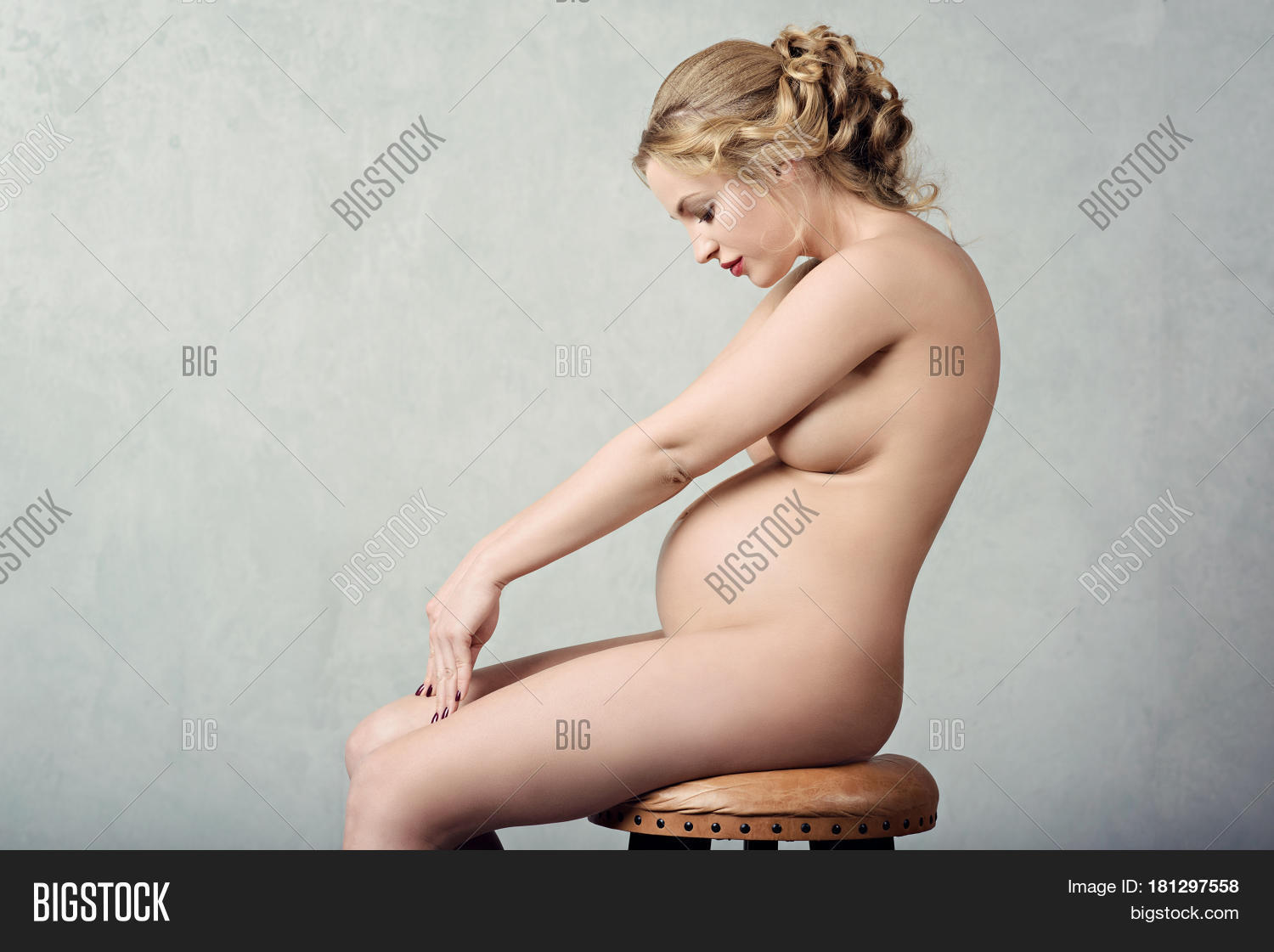 Massage naked female pregnant the valuable information