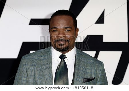 NEW YORK-APR 8: Director F. Gary Gray attends the premiere of