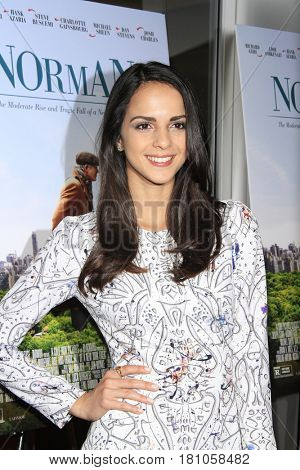 LOS ANGELES - APR 5: Shani Atias at the premiere of Sony Pictures Classics' 'Norman' at Linwood Dunn Theater at the Pickford Center for Motion Study on April 5, 2017 in Los Angeles, CA