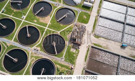 Sewage Farm: Waste Water Treatment Plant