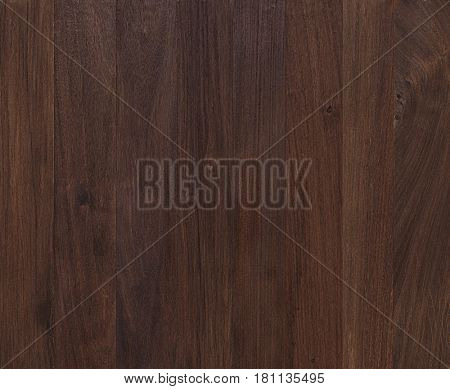 Mahogany dark wood background closeup texture