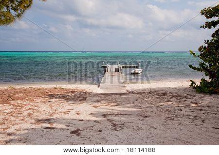 Little Cayman Beach Jetty