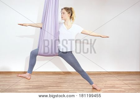 Meditation. Meditation to calm the mind. Yoga and meditation. Zen and meditation Meditating woman is practicing yoga.