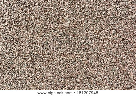 Close up artificial synthetic stone texture background