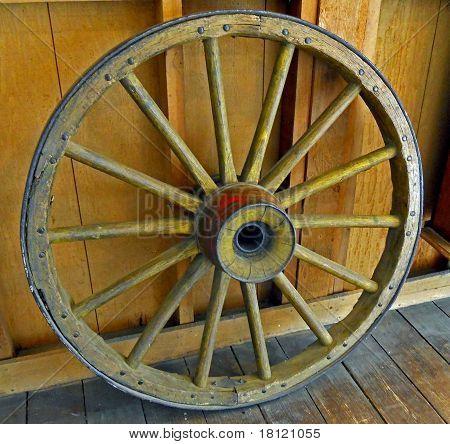 Alte Wagon Wheel