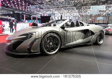 Fab Design Mclaren 650S Spider Vayu Rpr