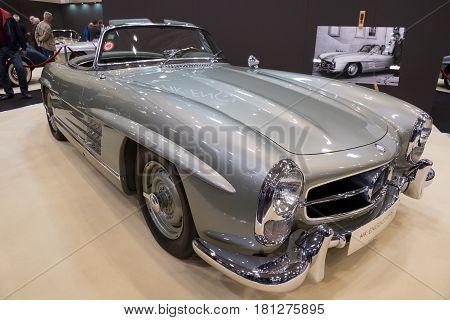 1957 Mercedes Benz 300Sl Roadster Classic Car