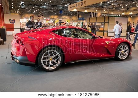 Ferrari 812 Superfast Sportscar