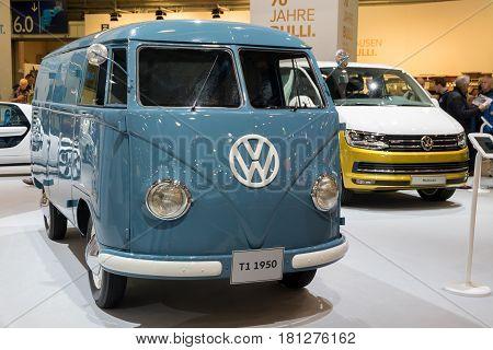 1950 Volkwagen T1 Van