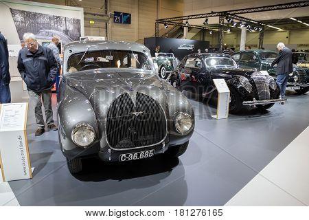 1935 Skoda 935 Dynamic Vintage Car