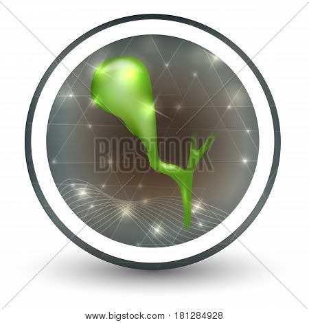 Gallbladder Icon