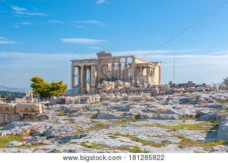 The Old Erechtheion