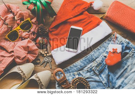 Planning for travel with the Christmas festival