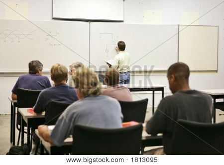 Adult Education Class