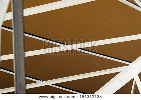 abstract metal background in inversion . A photo