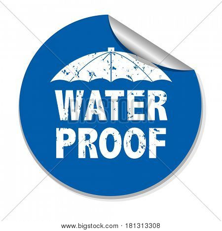 Water Proof Sticker