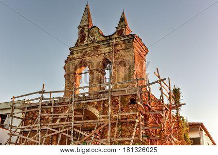 Popa Hermitage - Trinidad, Cuba