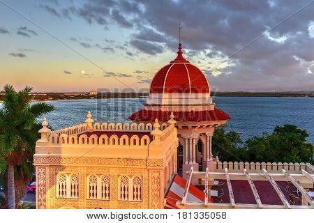 Valle Palace - Cienfuegos, Cuba