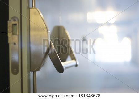 Luxury Hotel Bedroom Door
